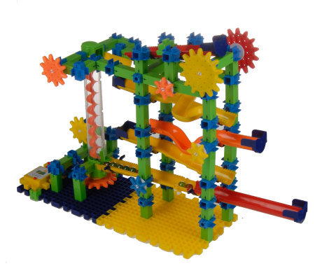 Techno Gears Marble Mania Apprentice Build Your Own Marble Run