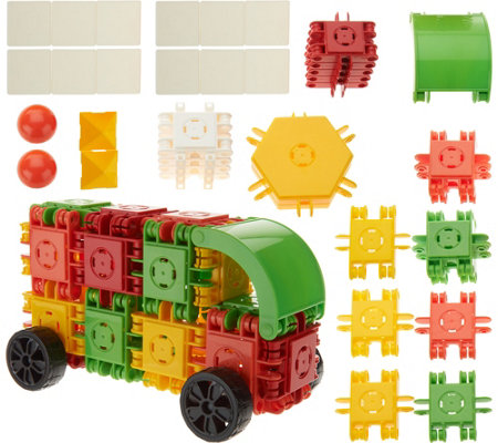 Clicformers 70 Piece Construction Building Set By Magformers Page