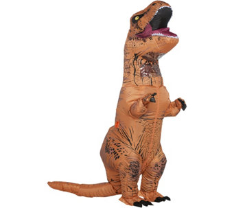 inflatable full body adult t rex costume t35829