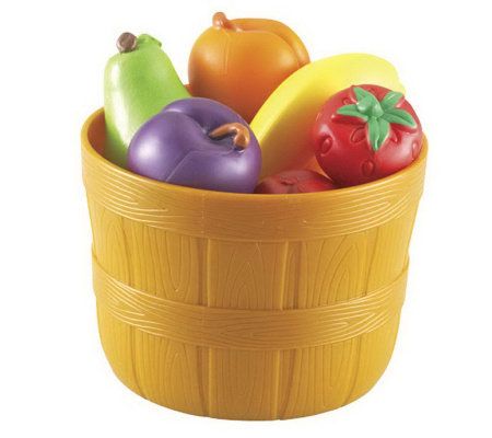 Learning Resources New Sprouts Bushel of Fruit