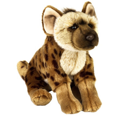 Lelly National Geographic Hyena Plush