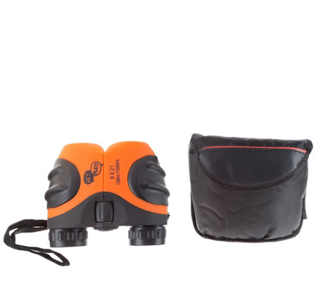 Hey! Play! Kids' Binoculars with Case