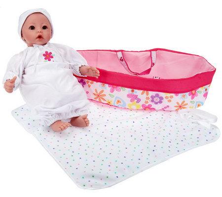 Adora Nursery Time 16 Inch Vinyl Play Baby Doll