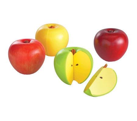 Magnetic Apple Fractions by Learning Resources