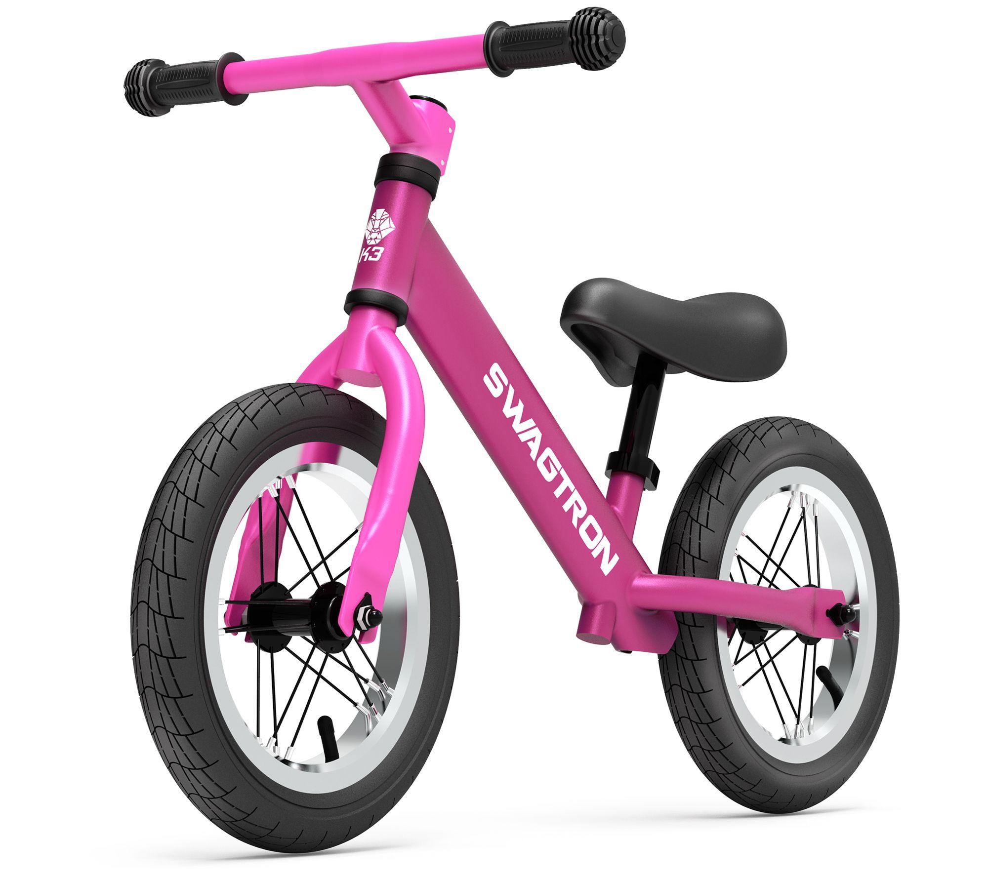 """Swagtron K3 12"""" No-Pedal Balance Bike"""