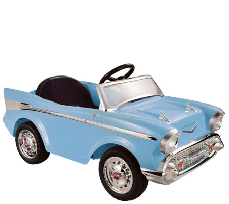 Kid Motorz Chevy Bel Air One Seater Ride-On