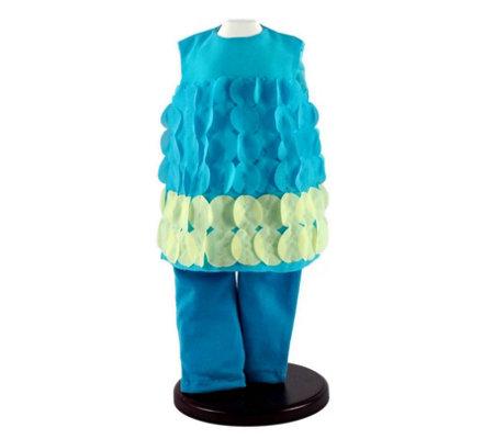The Queen S Treasures 18 Doll Dress Leggingset