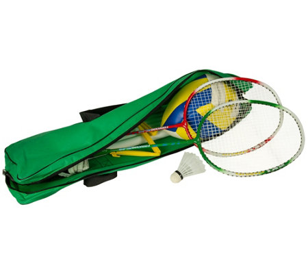 Gener8 Volleyball Badminton Combo Set