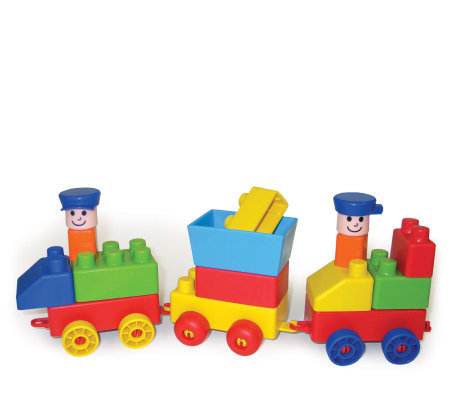 Mini EduTrain Set with Two Conductors