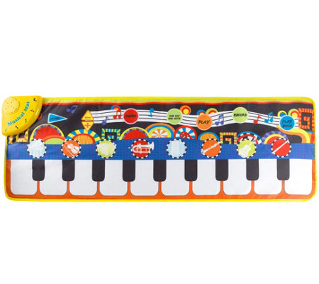 Hey! Play! Step Piano Mat for Kids