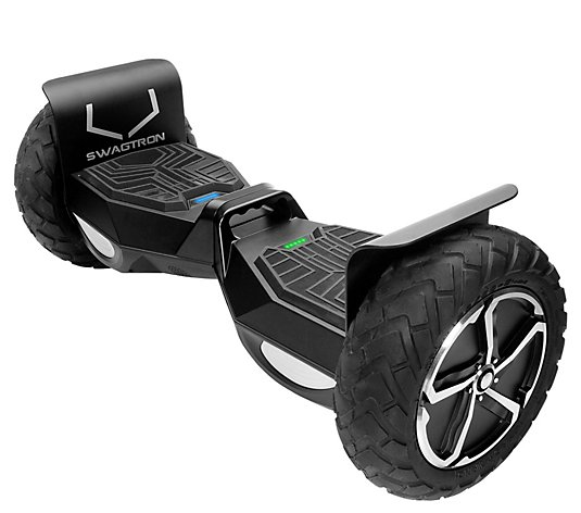 "Swagtron T6 Off-Road Hoverboard 10"" Wheels"