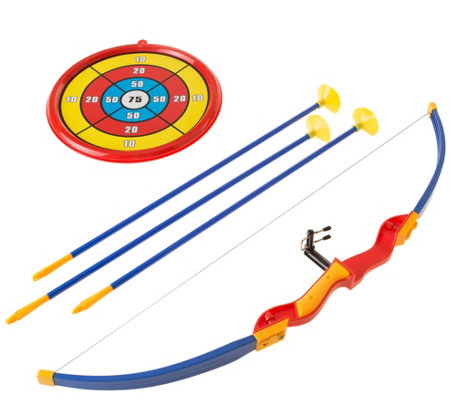 Hey! Play! Kids Bow and Arrow Set