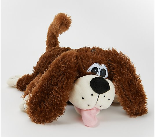 Animated Rolling and Laughing Motion Activated Plush Animal
