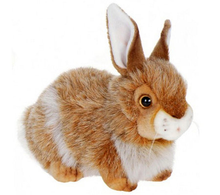 Hansa 11 5 Brown Mix Rabbit