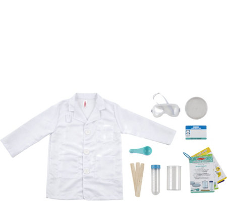 Melissa & Doug Scientist Role Play Set