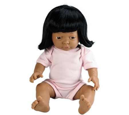 "Educational Insights 15.75"" Baby Bijoux Hispanic Girl Doll"