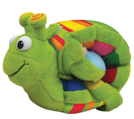 Melody Snaily Plush Musical Toy
