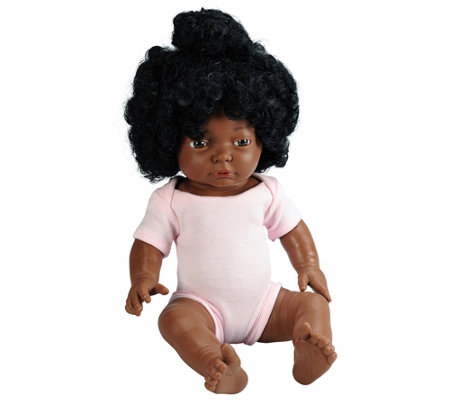 Educational Insights Baby Bijoux African American Girl Doll