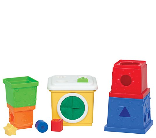 Melissa & Doug Stacking Blocks