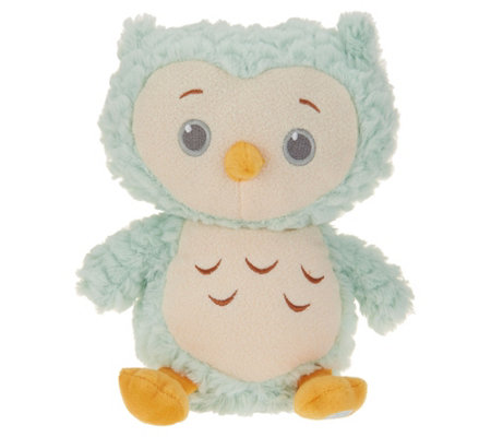 Cuddle Barn Twinkles Night Time Owl Animated Plush with Music