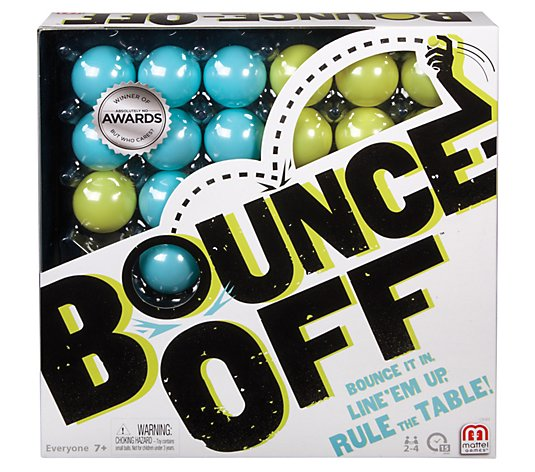 Mattel Bounce-Off Adult Party Game