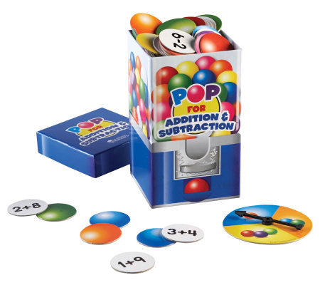 Pop For Addition & Subtraction by Learning Resources