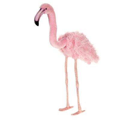 Hansa 27 5 Large Pink Flamingo Plush