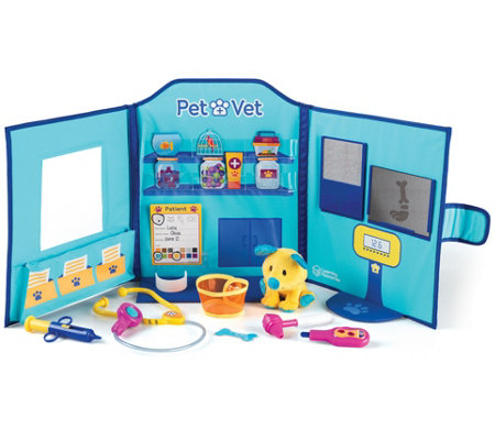 Pretend & Play Animal Hospital by Learning Resources