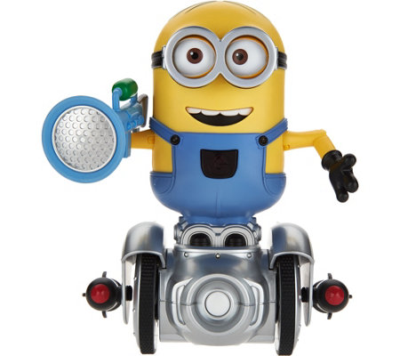 Turbo Dave Minion Mip Robot with Auto and App Modes