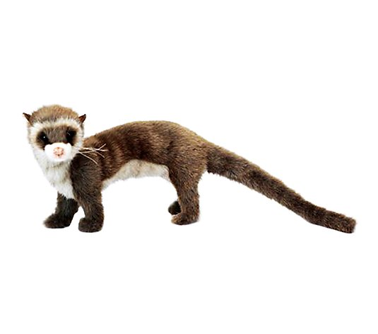 "Hansa 22.5"" Ferret Plush"
