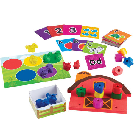 Learning Resources All Ready For Toddler Time Activity Set