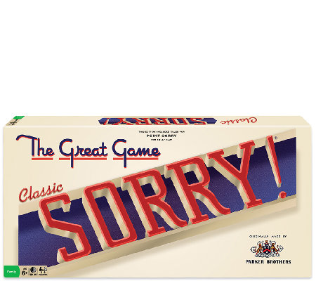 Classic Sorry