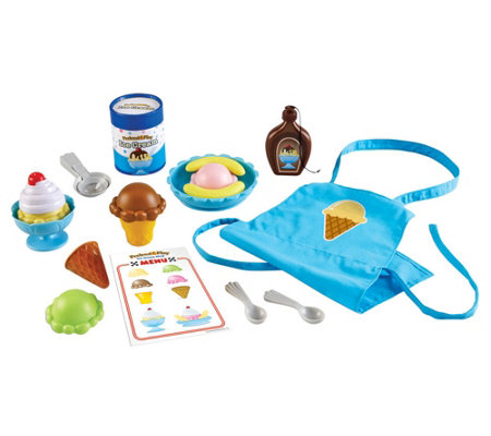 Pretend And Play Ice Cream Shop by Learning Resources