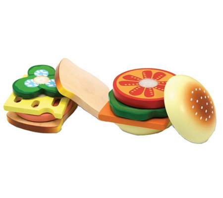 Melissa Doug Sandwich Making Set