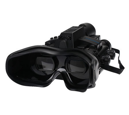 e257a30163811 Spy Net Night Vision Recording Stealth Goggles w 128 MB Memory ...