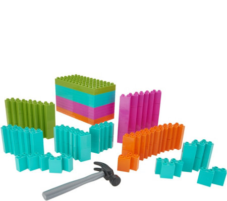 Brik Buster By Strictly Briks Tower Toppling Game With 133 Pieces
