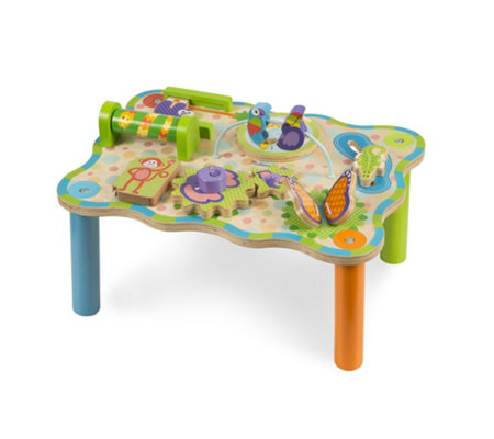 Melissa Doug Jungle Activity Table