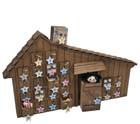The Queen S Treasures 18 Doll Little House Advent Calendar