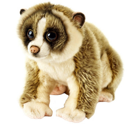 Lelly National Geographic Slow Loris Plush