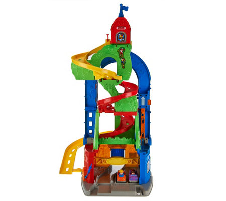 Fisher-Price Little People Sit to Stand Skyway