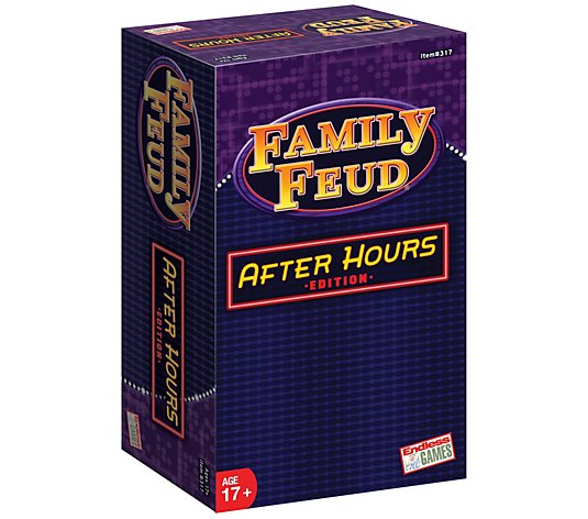 Endless Games Family Feud - After Hours Ed. Adult Party Game