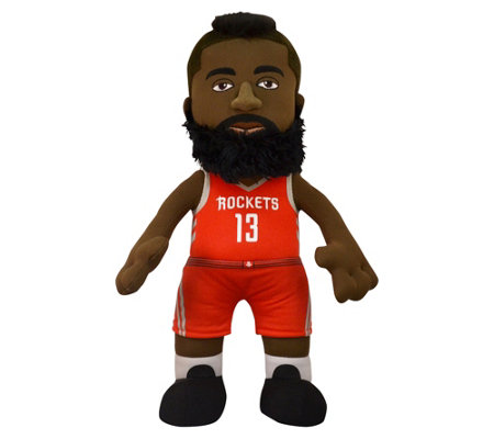 Bleacher Creatures Houston Rockets James HardenPlush Figure