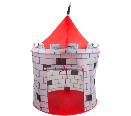 Hey Play Kids Play Knight Castle Tent