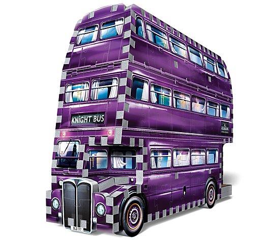 Harry Potter Knight Bus /& Weasley Family Car Custom Christmas Ornament