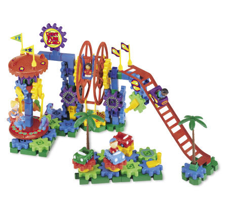 Gears! Gears! Gears! Dizzy Fun Land Motorized Set