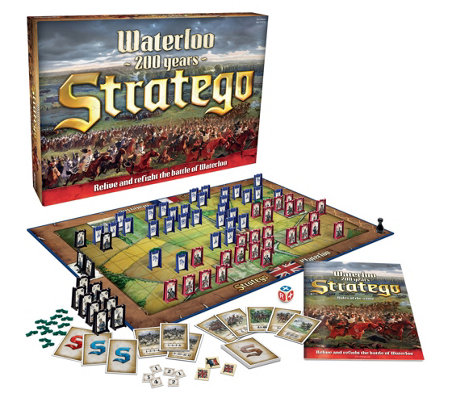 Playmonster Stratego Waterloo Classic Game