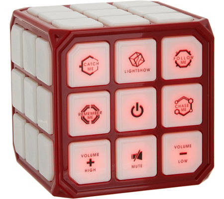 """As Is"" FlashCube Interactive Handheld Light Game"