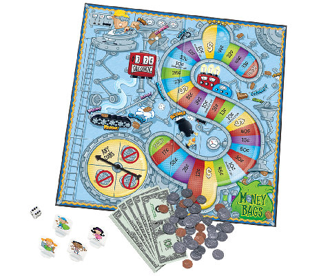 Money Bags A Coin Value Game By Learning Resources