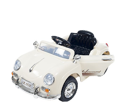 Lil Rider 58 Speedy Sportster Battery OperatedCar w/ Remote