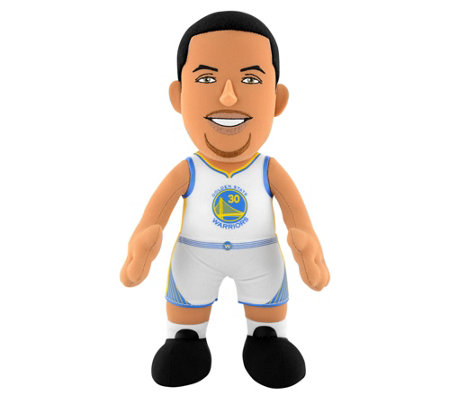 Bleacher Creatures GSW Stephen Curry Plush Figure
